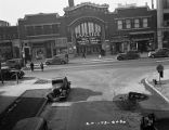 Traffic Intersection at Sheridan Road and Lakeside (image 02)