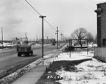 Traffic Intersection at Yates Ave and 87th Street (image 03)