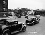 Traffic Intersection at Sheridan Road and Juneway Terrace (image 04)