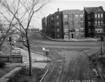 Traffic Intersection at Sheridan Road and Juneway Terrace (image 02)
