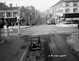 Traffic Intersection at Sheridan Road and Leland Ave (image 03)