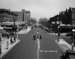Traffic Intersection at Sheridan Road and Lawrence (image 01)