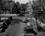 Traffic Intersection at Sheridan Road and Kenmore Ave (image 02)