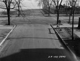 Traffic Intersection at Sheridan Road and Ardmore (image 02)