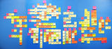 Wall of Post-Its
