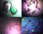 Crystals the Magic of Life in Different Forms