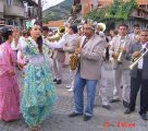 Romani 'Gypsy' Wedding in Vranje, Serbia