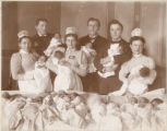 F.A. Besley, M.D., et al, Cook County Hospital Maternity Ward