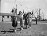 Womens' Archery, University of Illinois Chicago Undergraduate Division