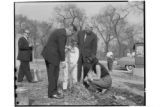Mayor Richard J. Daley's early 1960s Clean Up Chicago campaign, Sleeve 2, Image 2