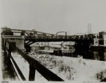 Bridges, viaducts, and underpasses: Ashland Ave. and Belmont Ave., Image 32