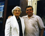 Jose Lopez and unidentified woman