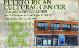 The Puerto Rican Cultural Center Juan Antonio Corretjer