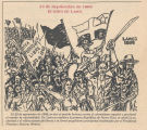 Illustration from the newspaper publication, La Patria Libre