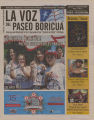 La Voz del Paseo Boricua; August 2008; vol. 5, no. 5