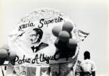 Pedro Albizu Campos High School parade float