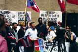 Vieques Rally in Chicago