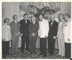 Harry Truman with Chicago politicians