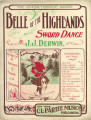 Belle of the Highlands (Sword Dance)