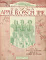 (I'll Be with You) In Apple Blossom Time