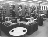 Campus Photograph Collection: SSU Interim Campus, Open House, December, 1970.