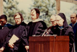 Campus Photograph Collection: SSU Commencement 1972
