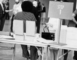 Campus Photograph Collection: Student Registration, 1970