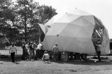 Campus Photograph Collection: Geodesic Dome