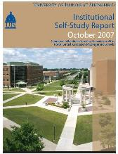 Institutional Self-Study Report, October 2007. Submitted to the Higher Learning Commission of the North