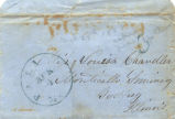 Chandler Family Papers: Letter, Charles E. Chandler to Loiusa Chandler, 1853-03-25