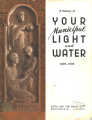 A History of Your Municipal Light and Water, 1839-1939