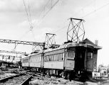 Railway Quarterly Photograph Collection: Chicago SouthShore and South Bend Railroad