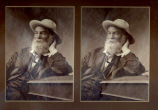 Walt Whitman Collection, Stereoscopic Photographs of Whitman