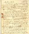 Letter from John Wesley to Richard Whatcoat (1788)