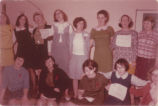 Theta Chi Sigma Pledge Project - 1967