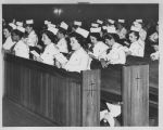 St. Joseph College of Nursing Graduation Mass - 1958