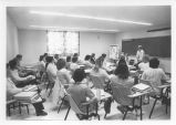 St. Joseph College of Nursing Classroom - ca. 1970-1979