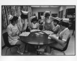St. Joseph College of Nursing Students Study Group - 1979