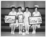 St. Joseph College of Nursing Students Welcome Group - 1965