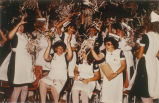 St. Joseph College of Nursing Graduation Ceremony - ca. 1980-1989