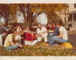 Students in the Quad - ca. 1974-1983