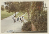 Lewis Students on Campus - ca. 1968-1972