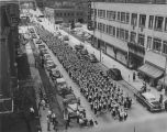 Mary's Hour Parade - 1951