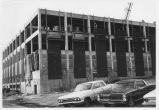 Marian Hall During Construction - December 1965