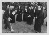 Marian Hall Groundbreaking - 1965