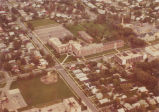 Aerial View of Campus - ca. 1968-1986