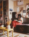 CSF Student in Dorm Room - ca. 1970-1979