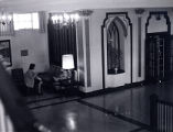 Tower Hall lounge area