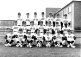 CSF mens baseball team photograph.