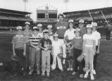Olympic Night at Comiskey Park - Tony LaRussa - 1984